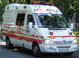conductor ambulancia