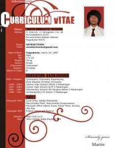 Plantillas De Curriculum Para Rellenar Curriculumsvitae Net