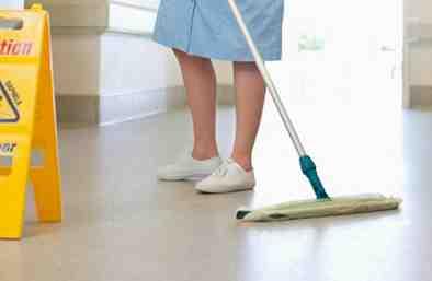 Carta de presentación para una Empresa de Limpieza
