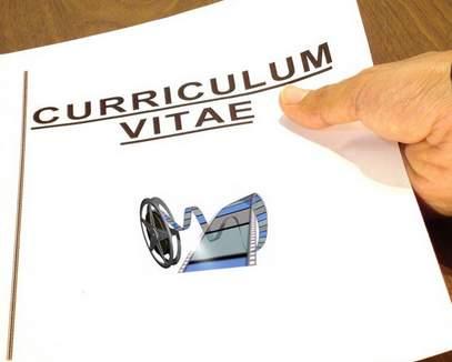 ejemplos de curriculums vitae