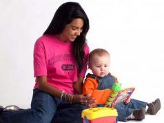 trabajar ene extrajero cuidado de niños