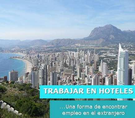 Trabajar en el Extranjero en HOTELES