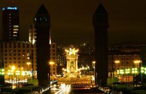 noche de barcelona