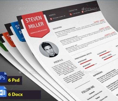 Resume _ GraphicRiver-56-23