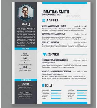 Resume by arrow_art _ GraphicRiver-55-03