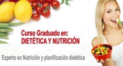 curso gratis de nutrición y dietética