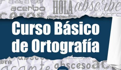 curso gratis de ortografía