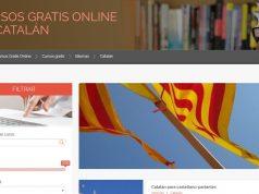 Cursos gratis online de Catalán